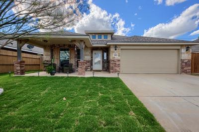 Odessa Single Family Home For Sale: 9503 E 96th St