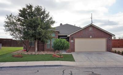 Odessa Single Family Home For Sale: 3000 San Pedro Dr