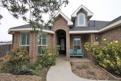 Odessa Single Family Home For Sale: 7201 Donatello St
