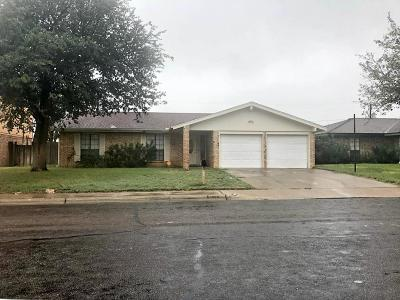 Odessa Single Family Home For Sale: 4319 Village Way
