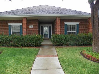 Odessa Single Family Home For Sale: 14 Louisiana Cove