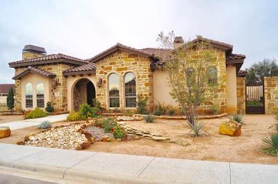 Odessa Single Family Home For Sale: 105 Bella Vista Circle