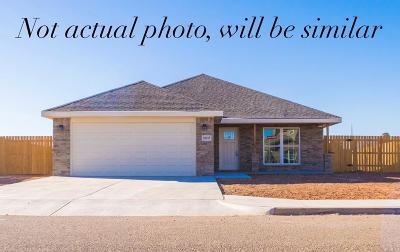 Odessa Single Family Home For Sale: 2202 N Dixie Blvd