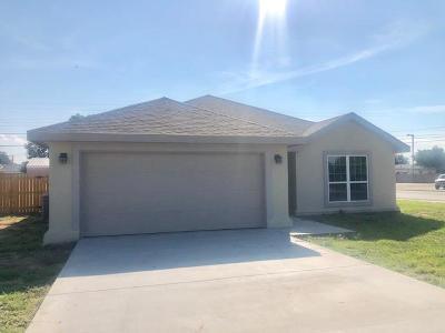 Odessa Single Family Home For Sale: 2200 N Dixie Blvd