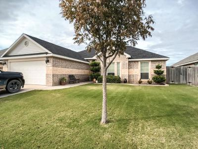 Odessa Single Family Home For Sale: 6915 Stonegate