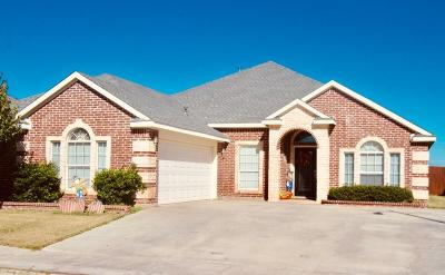 Odessa Single Family Home For Sale: 6909 Stonegate