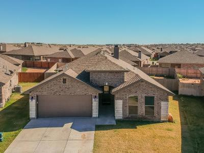 Odessa TX Single Family Home For Sale: $259,900