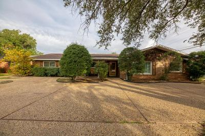 Midland Single Family Home For Sale: 2300 Stanolind Ave