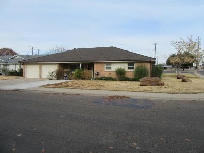 Odessa Single Family Home For Sale: 2843 Teakwood Drive