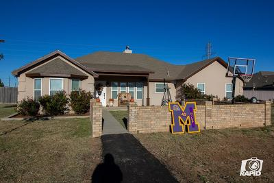 Midland Single Family Home For Sale: 6406 Bowman Circle