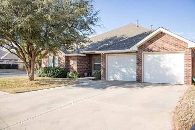 Midland Single Family Home For Sale: 5412 San Saba Court