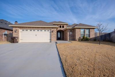 Midland Single Family Home For Sale: 6114 Crystal Sky Lane