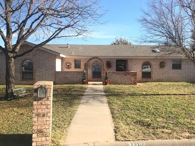 Midland Single Family Home For Sale: 4503 La Salle Circle