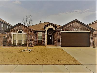 Odessa Single Family Home For Sale: 6962 King Ranch Rd