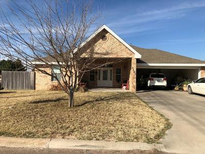Midland Single Family Home For Sale: 1101 E Hamby Ave