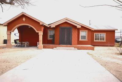 Odessa Single Family Home For Sale: 1836 N Cynthia Dr