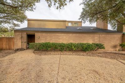 Odessa Single Family Home For Sale: 3952 Monclair Ave