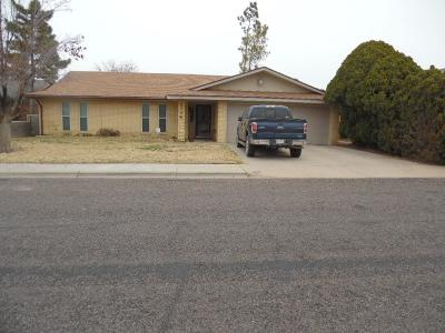 Odessa Single Family Home For Sale: 1714 W 23rd St