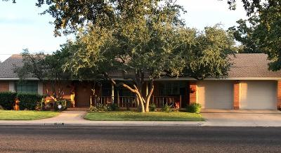 Odessa Single Family Home For Sale: 3202 Blossom Lane
