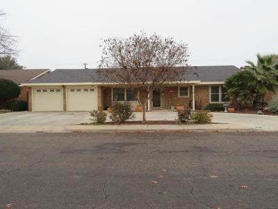 Odessa Single Family Home For Sale: 2825 Teakwood Drive