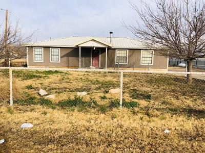Odessa Single Family Home For Sale: 3566 W 14th St