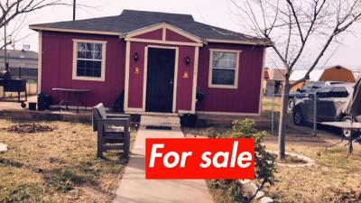 Odessa Single Family Home For Sale: 1506 S Texas Ave