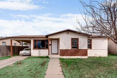 Odessa Single Family Home For Sale: 4918 Lancaster Dr