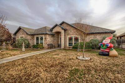 Midland Single Family Home For Sale: 407 Springwood Ct