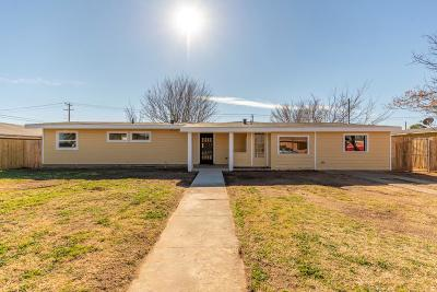 Midland Single Family Home For Sale: 3303 Storey Ave