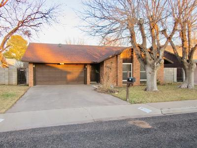 Odessa Single Family Home For Sale: 4604 Sandra Lane
