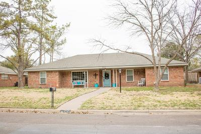 Midland Single Family Home For Sale: 2404 Dartmouth Dr.