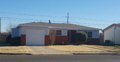 Odessa Single Family Home For Sale: 4224 Locust Ave