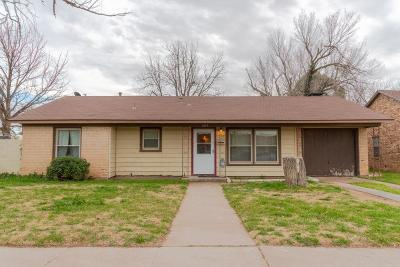 Midland Single Family Home For Sale: 603 W Nobles Ave