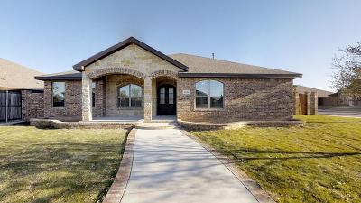 Odessa Single Family Home For Sale: 7800 Sienna Dr