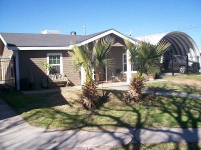 Odessa Single Family Home For Sale: 1619 Santa Rosa Ave