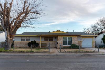Odessa Single Family Home For Sale: 1106 E 56th St