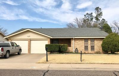 Odessa TX Single Family Home For Sale: $241,500
