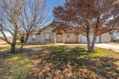 Midland Single Family Home For Sale: 3701 S County Rd 1178