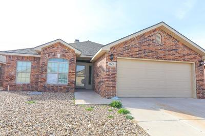 Odessa Single Family Home For Sale: 9609 Hawthorne Ct