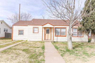 Midland Single Family Home For Sale: 1802 W Washington Ave