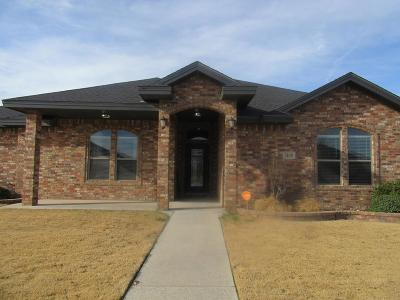 Odessa Single Family Home For Sale: 3109 San Pedro Dr
