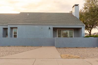 Odessa Single Family Home For Sale: 2543 Santa Cruz Lane