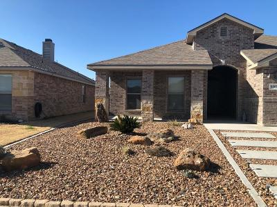 Odessa TX Single Family Home For Sale: $317,900