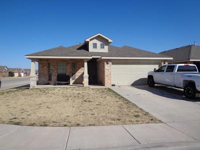 Odessa Single Family Home For Sale: 9118 Lamar Ave