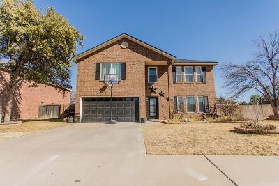 Single Family Home For Sale: 3904 Hadden Dr