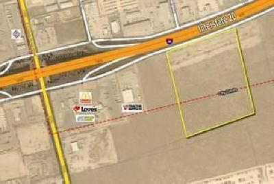 Odessa Residential Lots & Land For Sale: Tbd I-20 Service Rd