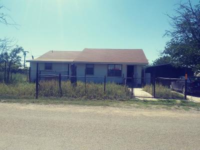 Odessa Single Family Home For Sale: 7517 Skyline Dr
