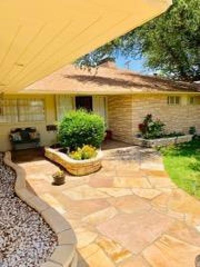 Odessa Single Family Home For Sale: 1504 Graham Dr