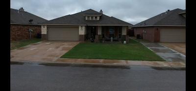 Odessa Single Family Home For Sale: 9905 Rainbow Dr