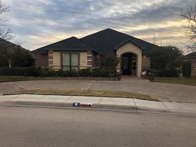 Odessa Single Family Home For Sale: 7404 Gravensteen Avenue